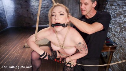Photo number 3 from Dahlia Sky's Anal Pain and Pleasure shot for The Training Of O on Kink.com. Featuring Dahlia Sky and Tommy Pistol in hardcore BDSM & Fetish porn.