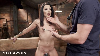 Photo number 4 from Slave Training Dallas Black shot for The Training Of O on Kink.com. Featuring John Strong and Dallas Black in hardcore BDSM & Fetish porn.