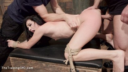 Photo number 10 from Slave Training Dallas Black shot for The Training Of O on Kink.com. Featuring John Strong and Dallas Black in hardcore BDSM & Fetish porn.