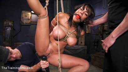 Photo number 1 from Hot Latina Slave for a Day shot for The Training Of O on Kink.com. Featuring Luna Star and Mark Wood in hardcore BDSM & Fetish porn.