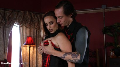 Photo number 1 from Titty Fucking shot for Kink University on Kink.com. Featuring Bella Rossi and Owen Gray in hardcore BDSM & Fetish porn.