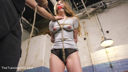 Photo number 1 from Pain Slut Slave Training - Samantha Hayes Day One shot for The Training Of O on Kink.com. Featuring Samantha Hayes and Xander Corvus in hardcore BDSM & Fetish porn.