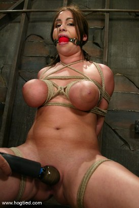 Photo number 11 from Whitney  Stevens shot for Hogtied on Kink.com. Featuring Whitney  Stevens in hardcore BDSM & Fetish porn.