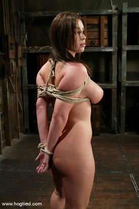 Photo number 7 from Whitney  Stevens shot for Hogtied on Kink.com. Featuring Whitney  Stevens in hardcore BDSM & Fetish porn.