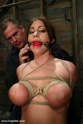 Photo number 10 from Whitney  Stevens shot for Hogtied on Kink.com. Featuring Whitney  Stevens in hardcore BDSM & Fetish porn.