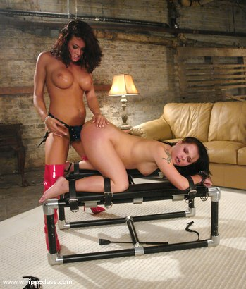 Photo number 8 from Katja Kassin and Tory Lane shot for Whipped Ass on Kink.com. Featuring Tory Lane and Katja Kassin in hardcore BDSM & Fetish porn.
