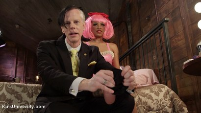 Photo number 9 from Dollification 101: How to Be an Owner or a Dolly shot for Kink University on Kink.com. Featuring Jessica Creepshow and Danarama in hardcore BDSM & Fetish porn.