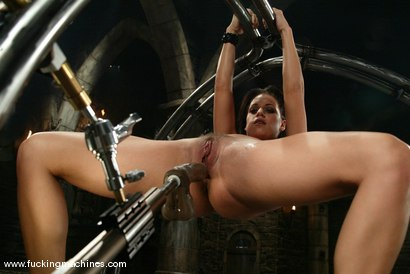 Photo number 6 from Mia Bangg shot for Fucking Machines on Kink.com. Featuring Mia Bangg in hardcore BDSM & Fetish porn.
