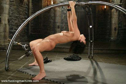 Photo number 5 from Mia Bangg shot for Fucking Machines on Kink.com. Featuring Mia Bangg in hardcore BDSM & Fetish porn.