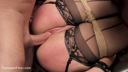 Photo number 13 from Sweet Submissive & Anal Slave Well Used shot for The Upper Floor on Kink.com. Featuring John Strong, Kiki Sweet and Mona Wales in hardcore BDSM & Fetish porn.