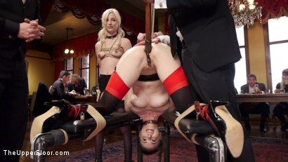 Photo number 7 from Piper Perri's Sex Slave Initiation shot for The Upper Floor on Kink.com. Featuring Casey Calvert , Piper Perri and Marco Banderas in hardcore BDSM & Fetish porn.