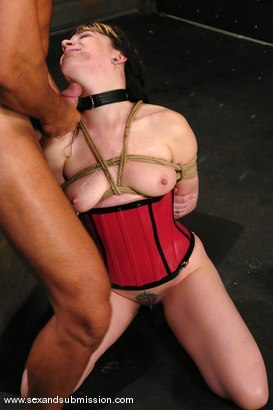 Photo number 14 from Dana DeArmond and Steven St. Croix shot for Sex And Submission on Kink.com. Featuring Steven St. Croix and Dana DeArmond in hardcore BDSM & Fetish porn.