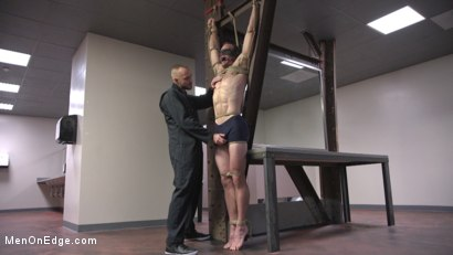 Photo number 2 from Cruising for an edging shot for Men On Edge on Kink.com. Featuring Jonah Marx in hardcore BDSM & Fetish porn.