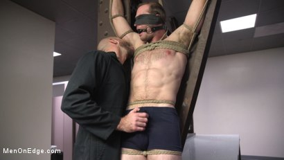 Photo number 3 from Cruising for an edging shot for Men On Edge on Kink.com. Featuring Jonah Marx in hardcore BDSM & Fetish porn.