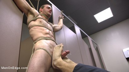 Photo number 14 from Cruising for an edging shot for Men On Edge on Kink.com. Featuring Jonah Marx in hardcore BDSM & Fetish porn.
