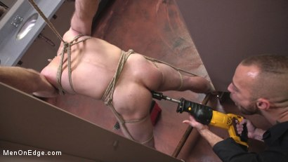 Photo number 9 from Cruising for an edging shot for Men On Edge on Kink.com. Featuring Jonah Marx in hardcore BDSM & Fetish porn.