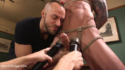 Photo number 13 from Dolf Dietrich Surrenders His 8 Inch Cock for Edging shot for Men On Edge on Kink.com. Featuring Dolf Dietrich in hardcore BDSM & Fetish porn.