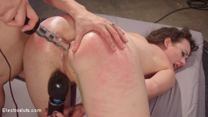 Photo number 14 from New Recruit: Crew Member Electro Fucked and Tormented shot for Electro Sluts on Kink.com. Featuring Mona Wales and Lilith Luxe in hardcore BDSM & Fetish porn.