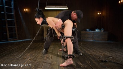 Photo number 10 from Down the Rabbit Hole shot for Device Bondage on Kink.com. Featuring Aria Alexander in hardcore BDSM & Fetish porn.