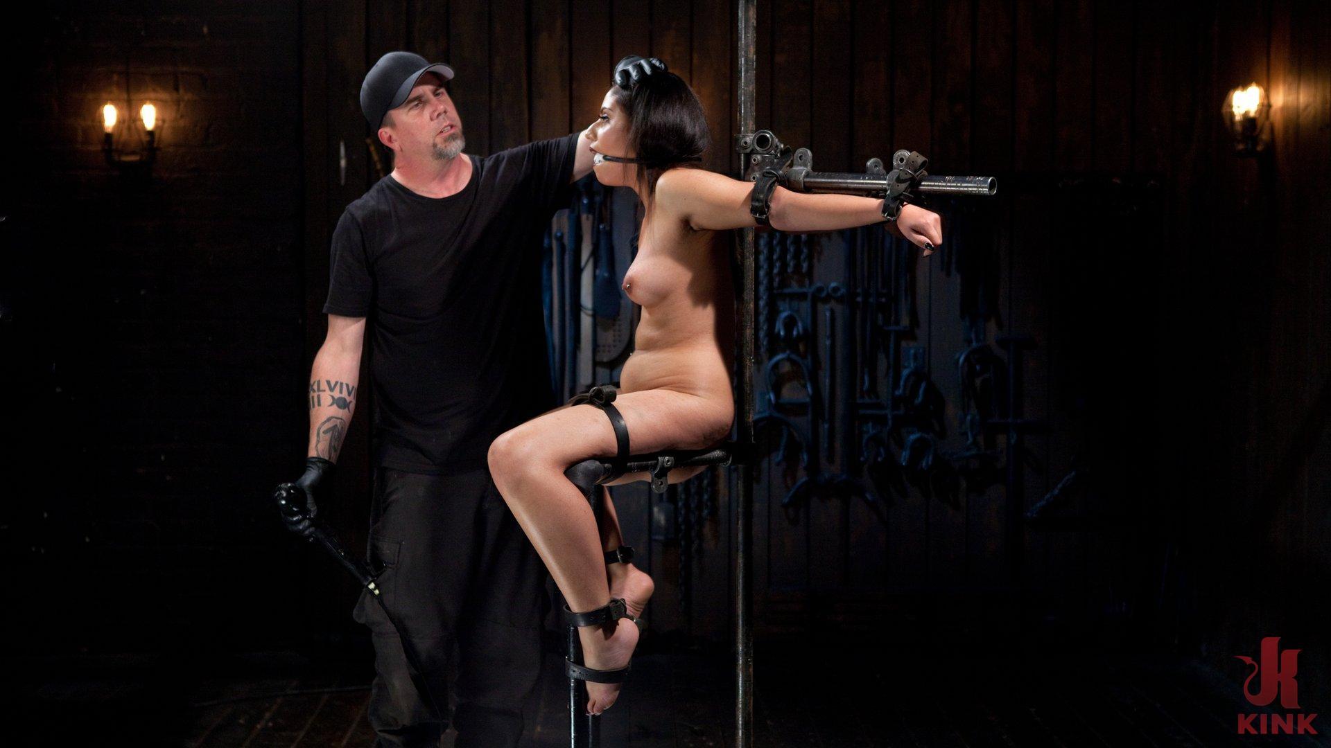 Photo number 13 from Depraved Domination shot for Device Bondage on Kink.com. Featuring Rose Darling in hardcore BDSM & Fetish porn.