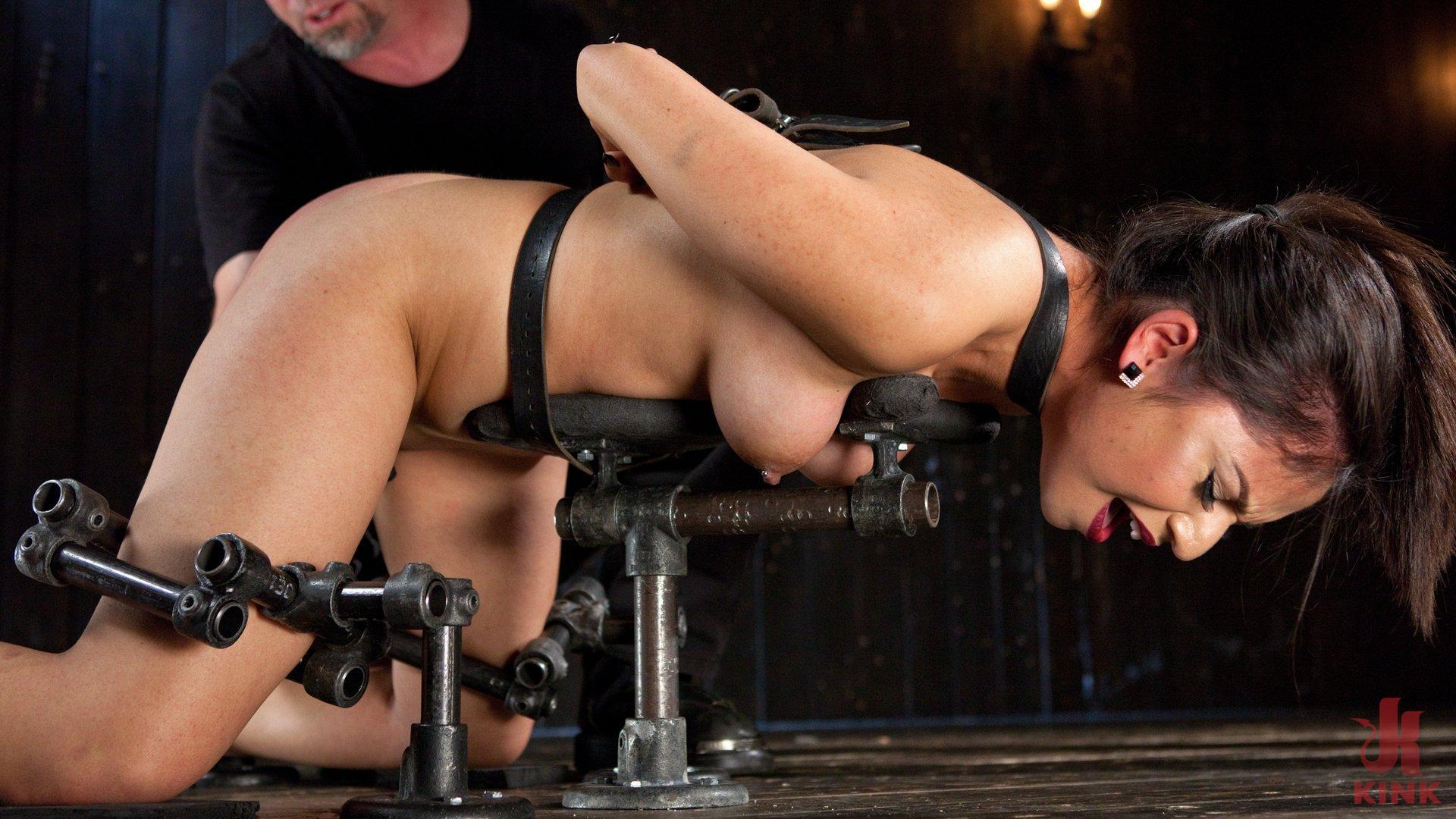 Photo number 3 from Depraved Domination shot for Device Bondage on Kink.com. Featuring Rose Darling in hardcore BDSM & Fetish porn.