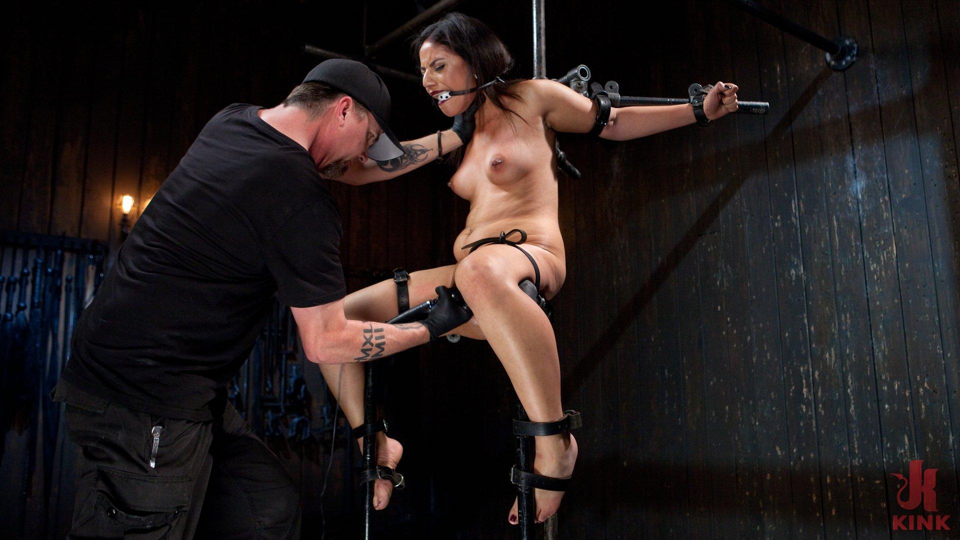 Photo number 6 from Depraved Domination shot for Device Bondage on Kink.com. Featuring Rose Darling in hardcore BDSM & Fetish porn.