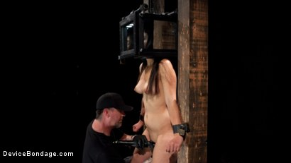 Photo number 10 from Depraved Domination shot for Device Bondage on Kink.com. Featuring Darling Deicide in hardcore BDSM & Fetish porn.