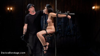 Photo number 13 from Depraved Domination shot for Device Bondage on Kink.com. Featuring Darling Deicide in hardcore BDSM & Fetish porn.