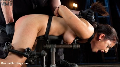Photo number 16 from Depraved Domination shot for Device Bondage on Kink.com. Featuring Darling Deicide in hardcore BDSM & Fetish porn.