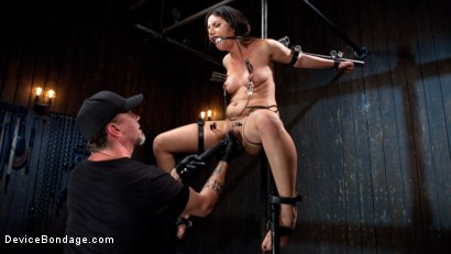 Photo number 7 from Depraved Domination shot for Device Bondage on Kink.com. Featuring Darling Deicide in hardcore BDSM & Fetish porn.