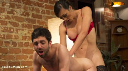 Photo number 14 from Oral Fixations with Venus Lux shot for TS Seduction on Kink.com. Featuring Venus Lux and Jay West in hardcore BDSM & Fetish porn.