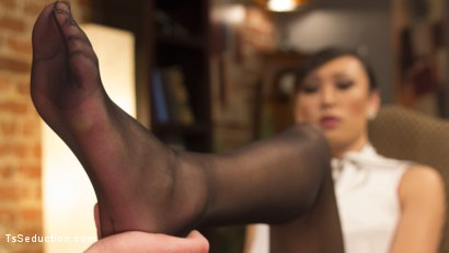 Photo number 12 from Oral Fixations with Venus Lux shot for TS Seduction on Kink.com. Featuring Venus Lux and Jay West in hardcore BDSM & Fetish porn.