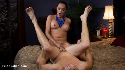 Photo number 4 from Sexy TS Fucking shot for TS Seduction on Kink.com. Featuring Jessica Fox and Daniel Lament in hardcore BDSM & Fetish porn.