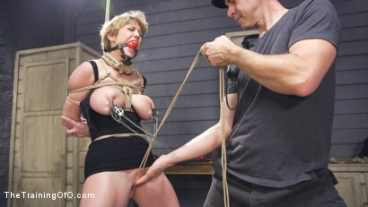 Photo number 1 from Darling's Sexual Destruction shot for The Training Of O on Kink.com. Featuring Dee Williams and Owen Gray in hardcore BDSM & Fetish porn.