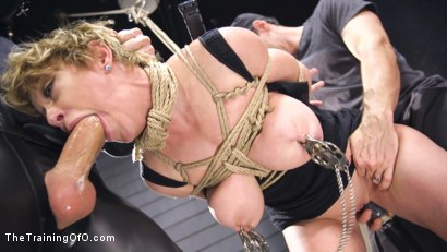 Photo number 5 from Darling's Sexual Destruction shot for The Training Of O on Kink.com. Featuring Dee Williams and Owen Gray in hardcore BDSM & Fetish porn.