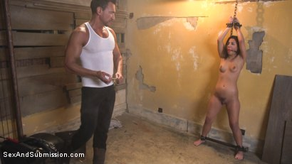 Photo number 7 from Money Sluts shot for Sex And Submission on Kink.com. Featuring Amara Romani and Marco Banderas in hardcore BDSM & Fetish porn.