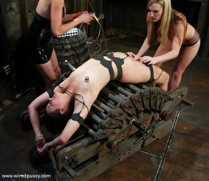 Photo number 3 from Princess Donna Dolore, Harmony and Penny Barber shot for Wired Pussy on Kink.com. Featuring Harmony, Penny Barber and Princess Donna Dolore in hardcore BDSM & Fetish porn.