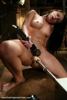 Photo number 13 from We will make you a believer shot for Fucking Machines on Kink.com. Featuring Jenna Presley in hardcore BDSM & Fetish porn.