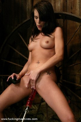 Photo number 4 from We will make you a believer shot for Fucking Machines on Kink.com. Featuring Jenna Presley in hardcore BDSM & Fetish porn.