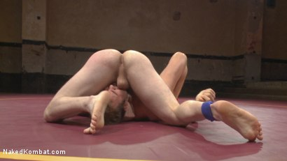 Photo number 14 from Champ vs Champ: Connor Patricks takes on Doug Acre shot for Naked Kombat on Kink.com. Featuring Connor Patricks and Doug Acre in hardcore BDSM & Fetish porn.