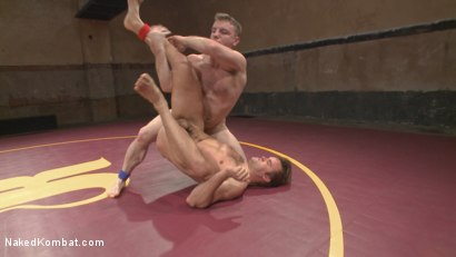 Photo number 6 from Champ vs Champ: Connor Patricks takes on Doug Acre shot for Naked Kombat on Kink.com. Featuring Connor Patricks and Doug Acre in hardcore BDSM & Fetish porn.