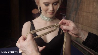 Photo number 1 from Fast Rope Bondage for Sex shot for Kink University on Kink.com. Featuring Danarama and Anna Tyler in hardcore BDSM & Fetish porn.