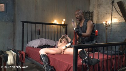 Photo number 12 from Sexual Flogging shot for Kink University on Kink.com. Featuring Master Hines and Dee Williams in hardcore BDSM & Fetish porn.