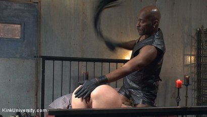 Photo number 7 from Sexual Flogging shot for Kink University on Kink.com. Featuring Master Hines and Dee Williams in hardcore BDSM & Fetish porn.