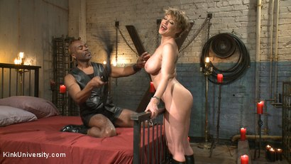Photo number 2 from Sexual Flogging shot for Kink University on Kink.com. Featuring Master Hines and Dee Williams in hardcore BDSM & Fetish porn.