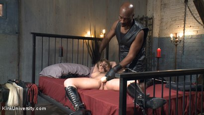 Photo number 10 from Sexual Flogging shot for Kink University on Kink.com. Featuring Master Hines and Dee Williams in hardcore BDSM & Fetish porn.
