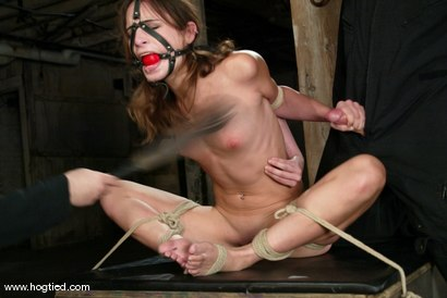 Photo number 8 from Cyd Black and Amber Rayne shot for Hogtied on Kink.com. Featuring Amber Rayne and Cyd Black in hardcore BDSM & Fetish porn.