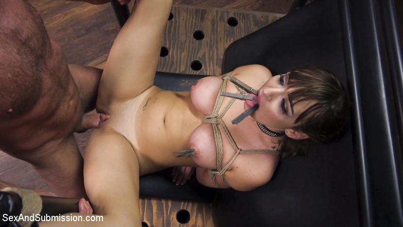 The Submission of Charlotte Cross