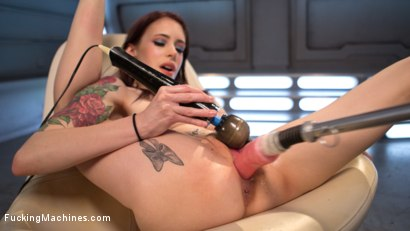 Photo number 12 from Petite Fuck Doll Gets Her Pussy Pounded and Ass Fucked by Machines shot for Fucking Machines on Kink.com. Featuring Anna De Ville in hardcore BDSM & Fetish porn.