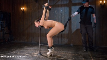 Photo number 9 from 19 year old is Devastated in Brutal Bondage shot for Device Bondage on Kink.com. Featuring Aidra Fox and The Pope in hardcore BDSM & Fetish porn.